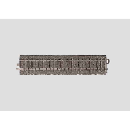 Marklin 24951 C / M Transition Track, 180 mm, scale HO.