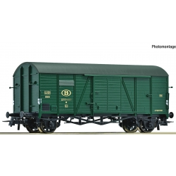 Roco 66886 Covered car of SNCB, scale HO,