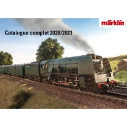 Marklin 15713 Catalogue complet 2020 / 2021, FR.