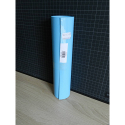 Flex PS Film with a soft and very fine, blue finish.