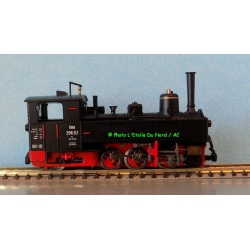 Liliput 141488 Narrow gauge steam locomotive Typ U Reihe 298.52 ÖBBB, scale HOe.