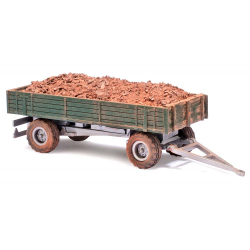 BUSCH 44922 Agricultural trailer, scale HO.
