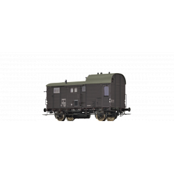 Brawa 49409 Covered car SNCF, scale HO.