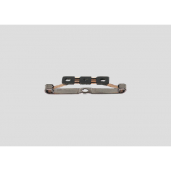 Marklin 7175 Replacement pad, 2 pieces. 3 AC rails, HO scale.