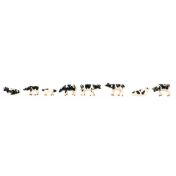 Faller 155903 Black and white cows, scale N.