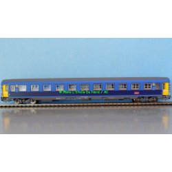 Piko 97111 Coasch CORAIL of SNCF, scale HO.