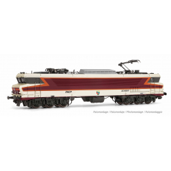Jouef HJ 2372 Electric locomotive CC6500 of SNCF, DC, scale HO.
