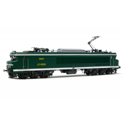 Jouef HJ 2371 Electric locomotive CC6500 of SNCF, DC, scale HO.