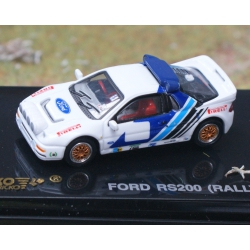 Ricko 38821 FORD RS 200 RALLY
