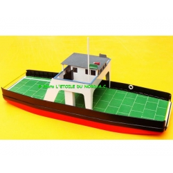 AJP Maquettes BAC Bac fluvial