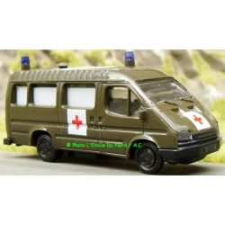 Busch 43791 Ford Transit military