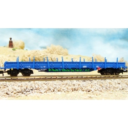 Fleischmann 828812, Flat car of CFL, scale N