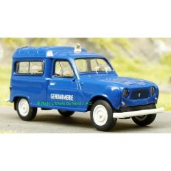 "Brekina 14721 R4 small van Renault "" AIR FRANCE """