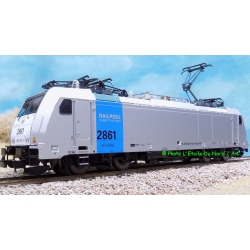 Piko 97749 Electric locomotive TRAXX 2861 of SNCB, DC