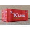 "Faller 180826 Container 20' "" Hapag-Lloyd "", scale HO."