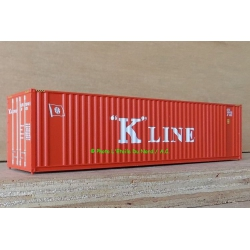 "Faller 180846 Container 40' "" EVERGREEN "", scale HO."