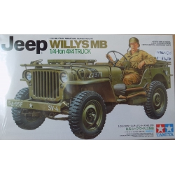 Tamiya 35219 Jeep Willys MB, 1/35