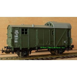 Piko 57721 Covered car of DB, scale HO