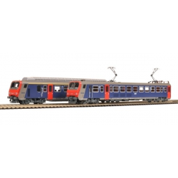 Piko 96432 Rail car Z2 of SNCF, DCC SOUND, scale HO.