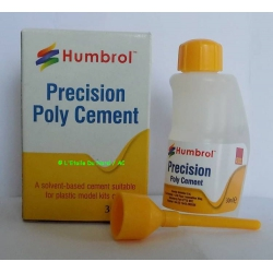 Humbrol Precision Poly Cement Glue for model making