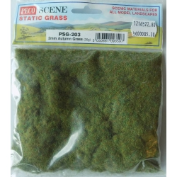 Peco PSG-203 Herbes, Autumn Grass, 2mm, 30gr.
