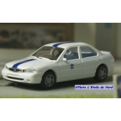Rietze 51142 Ford mondeo police belge