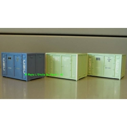REE XB-057 Container, scale HO.
