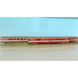 REE VB 118 Set 3 coach UIC Capitole of SNCF, scale HO.