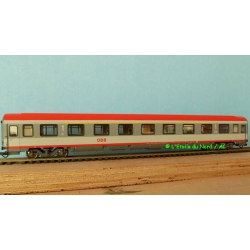 Roco 45352 Coach EUROFIMA of OBB, scale HO
