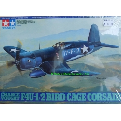 Tamiya 61046 Chance Vought F4U-1/2 Bird Cage Corsair, 1/48