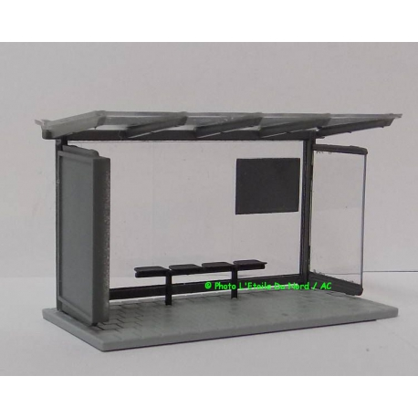 Rietze 70302 Shelter, scale HO.