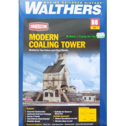 Walthers 933.2903 Modern coaling tower, scale HO.