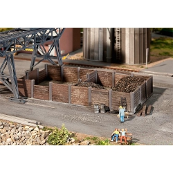 Faller 120254 Coal bunkers, scale HO.
